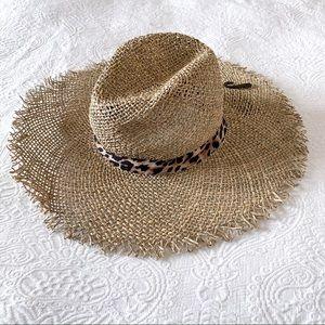 Express Straw Beach Hat